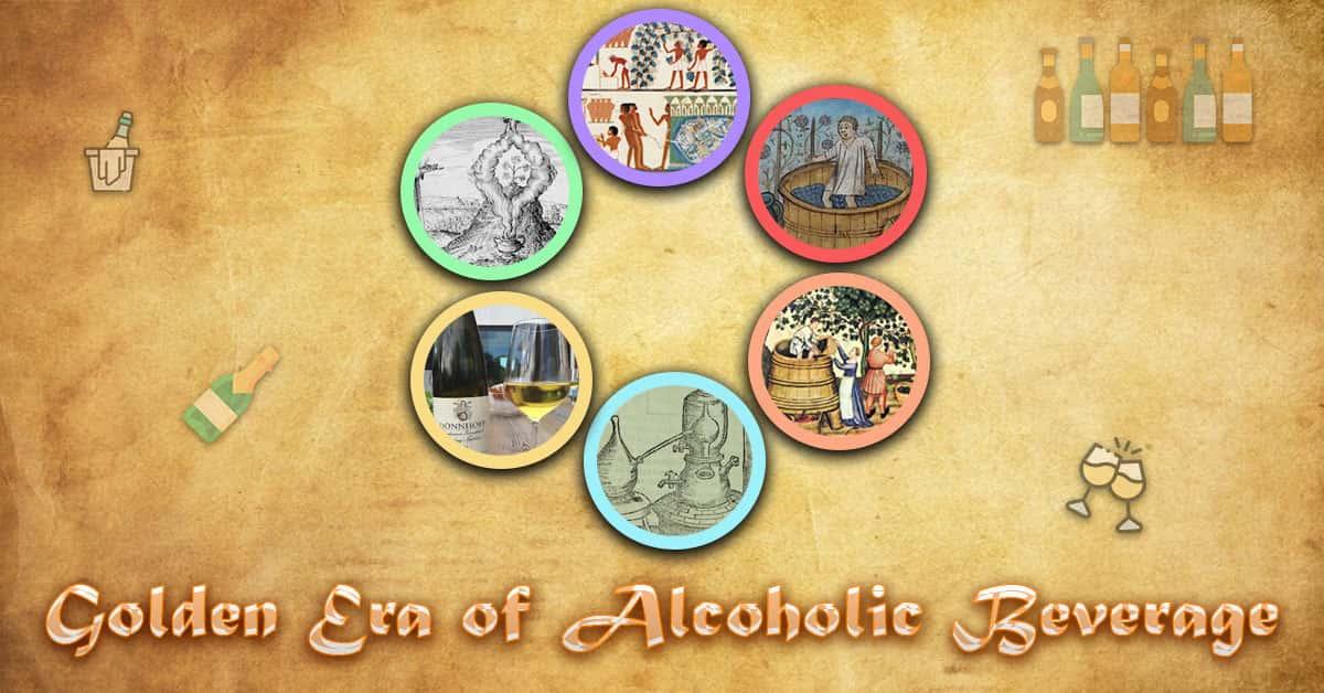Golden Era of Alcoholic Beverage
