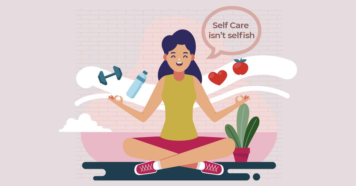 International Self-care Day Celebrated on July 24, 2021