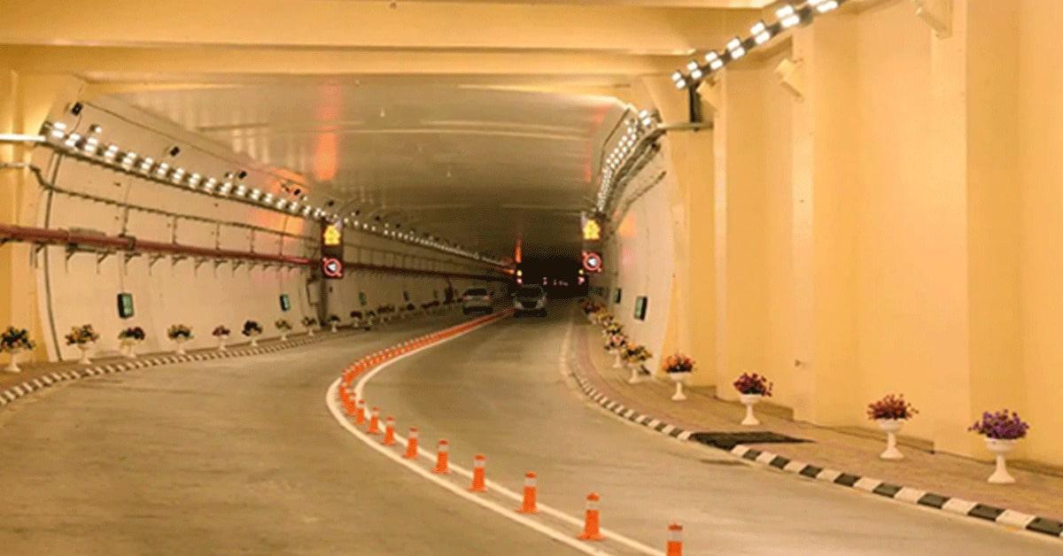 Atal tunnel: a symbol of engineering marvel