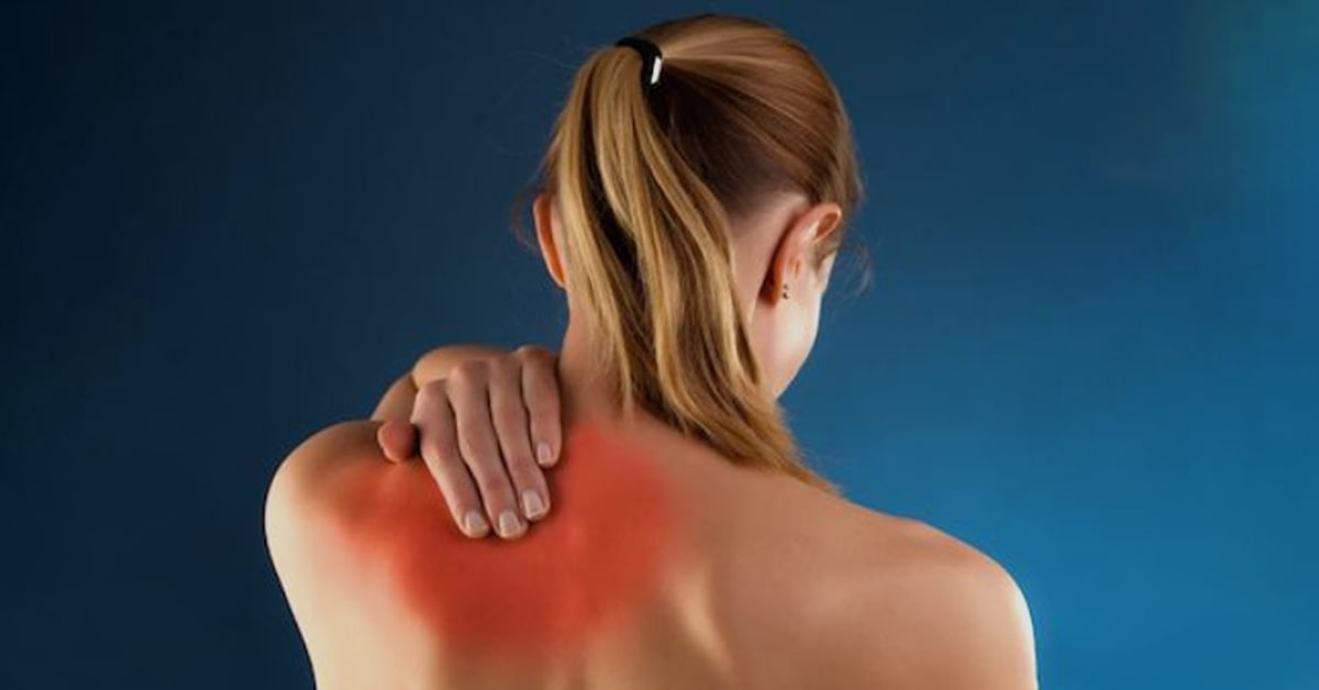 Upper back pain symptoms are just a tip of the iceberg- check what is not visible